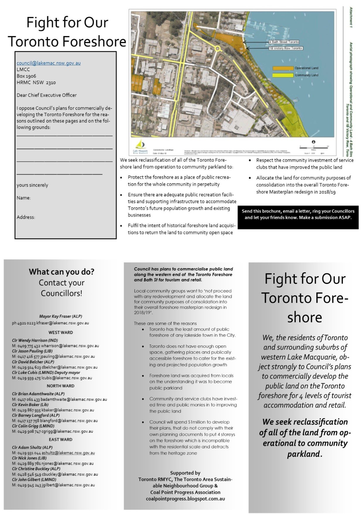 Help save the Toronto foreshore